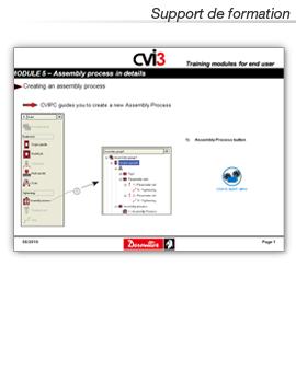Module de formation CVI3 - conecption et réalisation TechniDoc Nantes, Saint Nazaire, Rennes